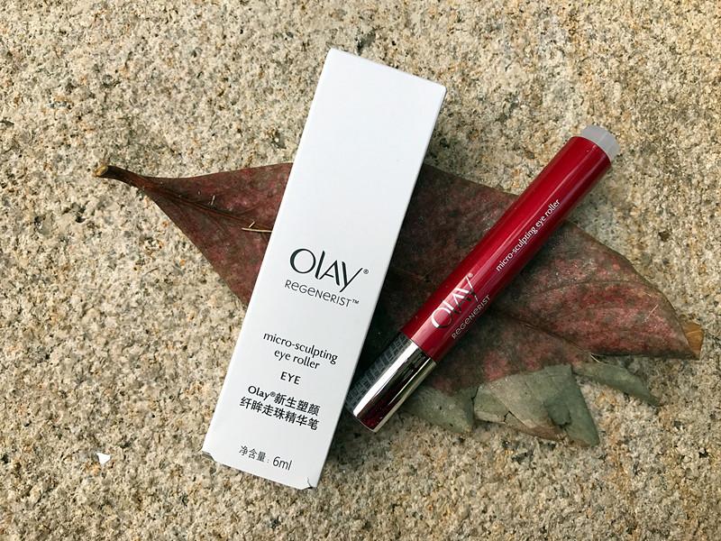 【素】Olay新生塑颜纤眸走珠精华笔,滚走眼部浮肿