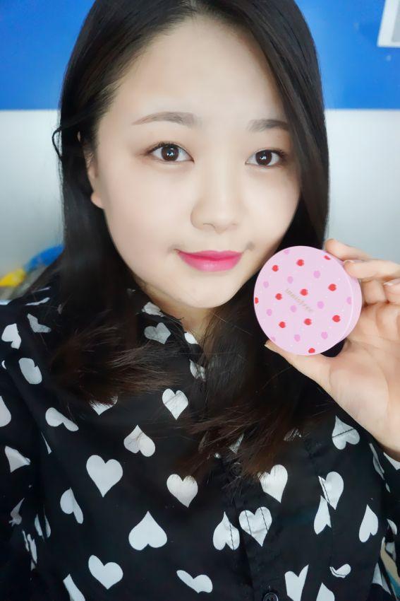 【_朴贞惠】悦诗风吟粉色系列限量版气垫--我的撩汉法宝
