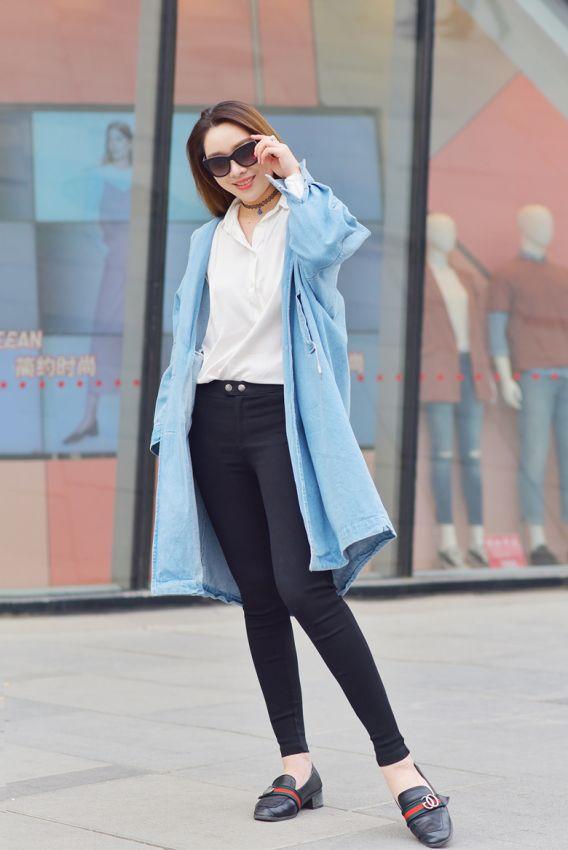 【刘玳彤】不管怎么搭配都能美到爆的万能裤——SP-68魔术裤