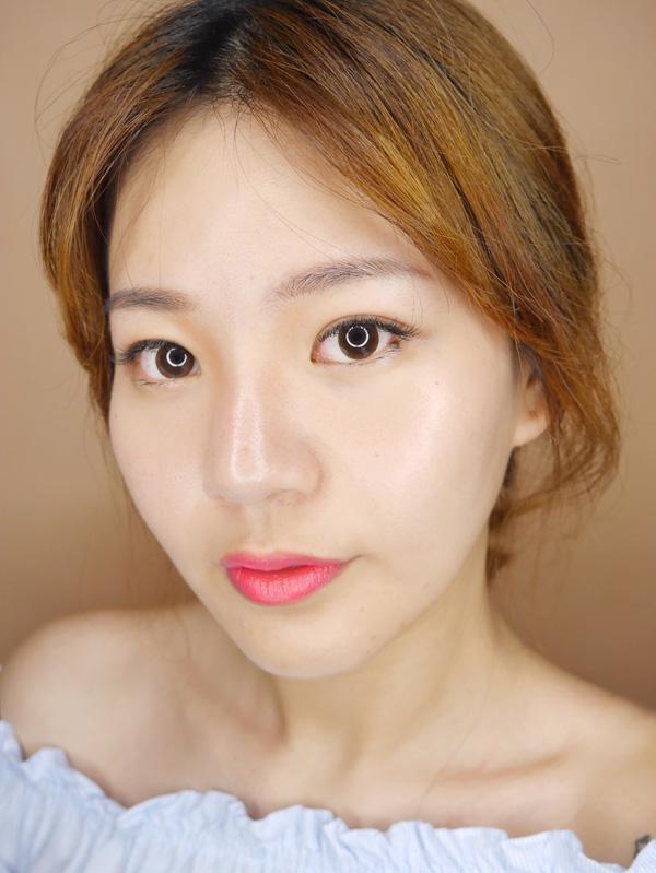 【JO】卡姿兰按压口红,打造水亮唇妆