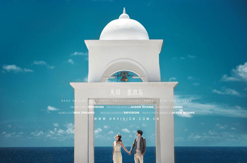 【醚】富不及安以轩办「海岛婚礼」,你至少拥有得起一趟「海岛旅拍」