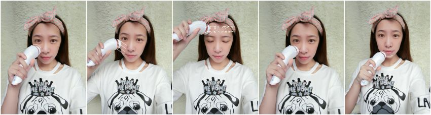 【赵秋晨】松下美容仪器:清洁+护理,呈现清爽干净的冻龄少女