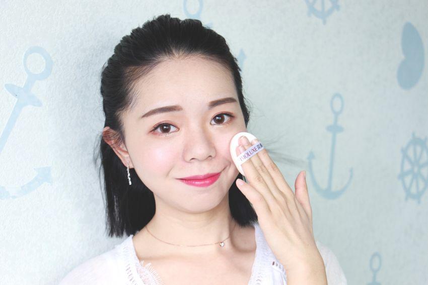 【Lisa爱梦游】如何做到夏季不脱妆 若羽美颜气垫BB霜告诉