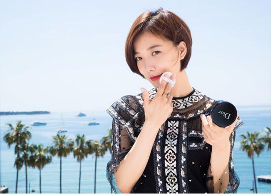 Dior新款-凝脂恒久气垫粉底试用!