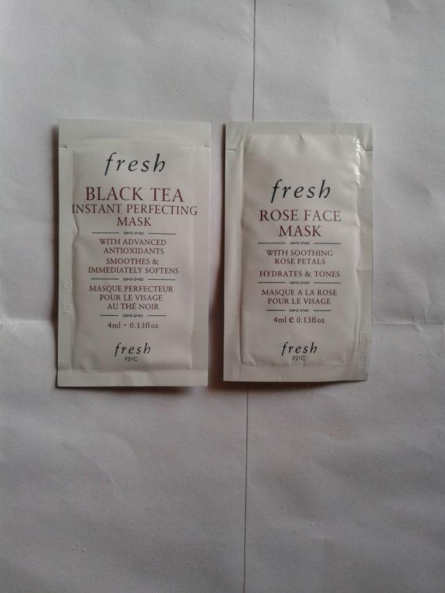 Fresh红茶抗皱紧致修护面膜+紧实不紧绷,提拉露峥嵘