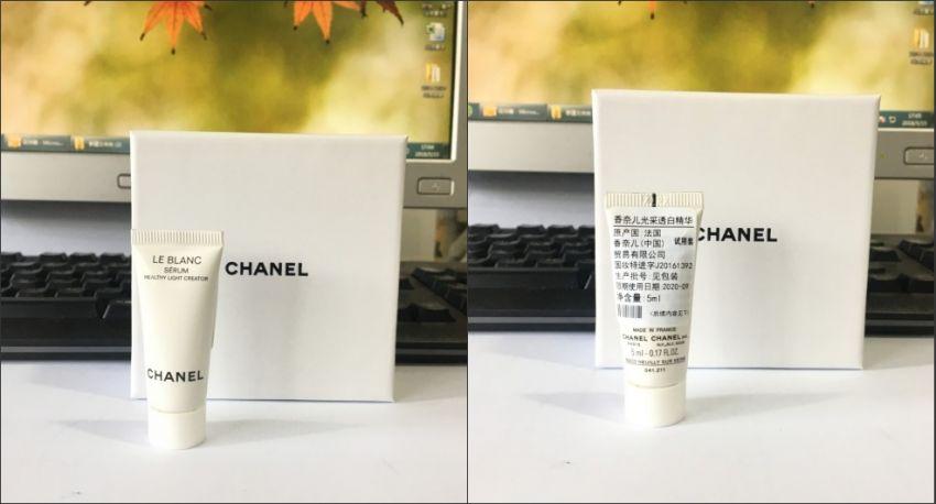[晒奖]chenjie8220香奈儿光采透白系列
