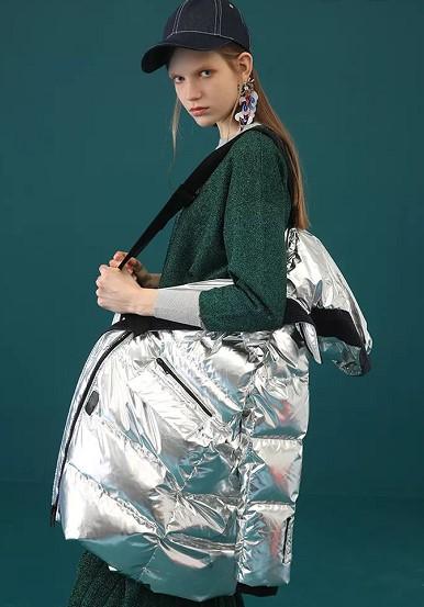 潮牌穿搭:如何将羽绒服穿出潮酷感