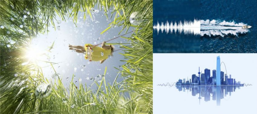 【上新啦】自带优雅光环的动听声音——记雪花北欧布艺便携蓝牙音箱!