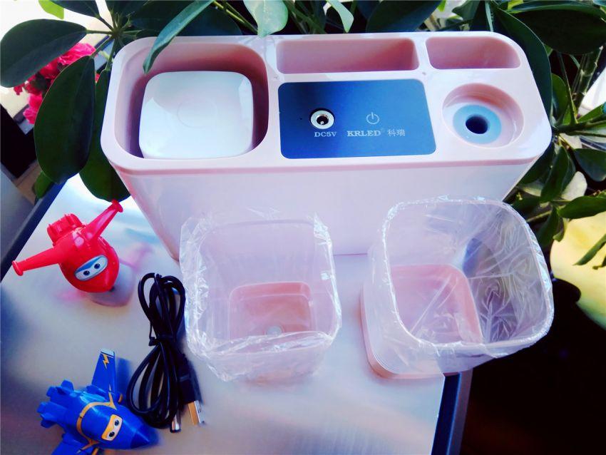 健康居家必备——科瑞智能紫外线牙刷杀菌器
