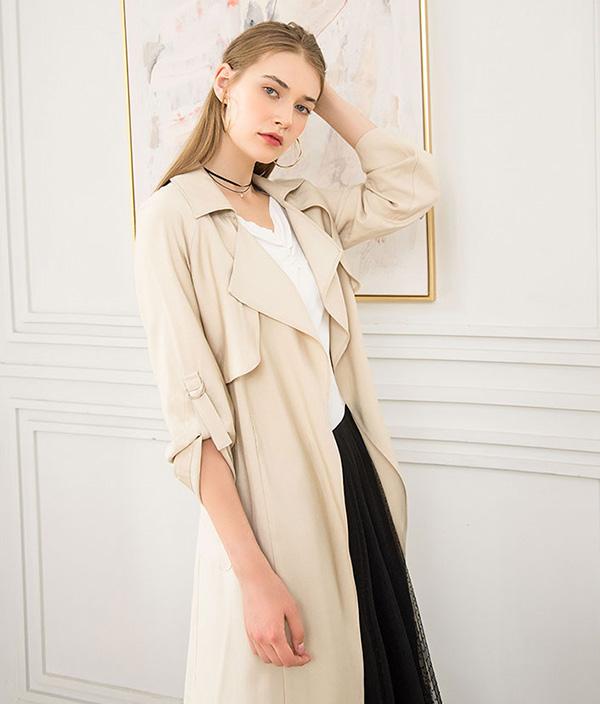 IN穿搭   沒有什么時髦,是一件外套無法解決的事情