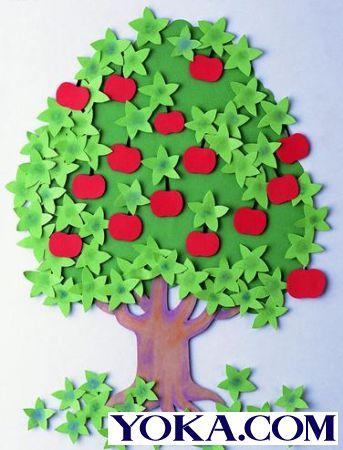 人生智慧:苹果树的故事